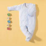 flat lay_baby product photography