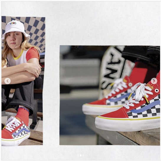 Vans_selling on instagram by brand image 2